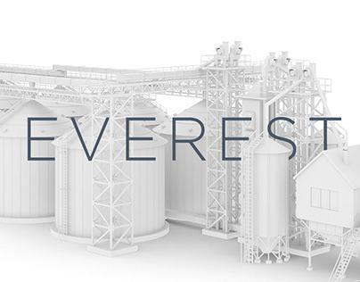 Everest company corporate website