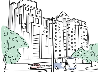 Proyecto Urbano/ Centro Internacional ( 2015-1)