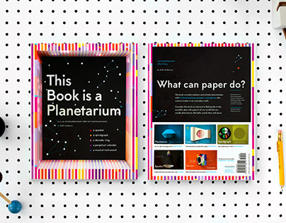 Analyse // This Book is a Planetarium