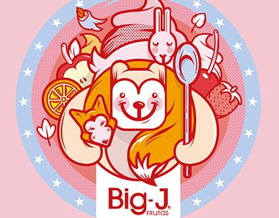 Big-J Helado de Yogurt