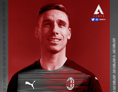 AC Milan Kit 2020/21 Away