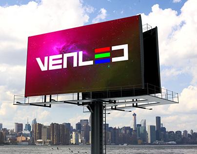 Logo de VenLed