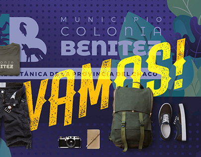 Colonia Benitez - City Branding