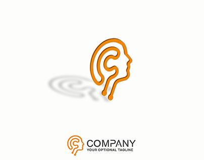 Cyber Mind logo design + HD video intro