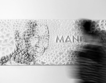 Tribute to Madiba - Paper design
