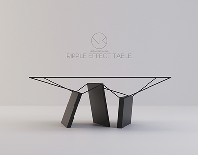 RIPPLE EFFECT TABLE