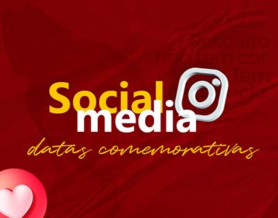 Social Media - Datas Comemorativas