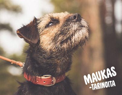 Maukas - campaign, storytelling