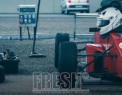 Fresh° Magazine Vol. 03 - FX italian Series - Mugello