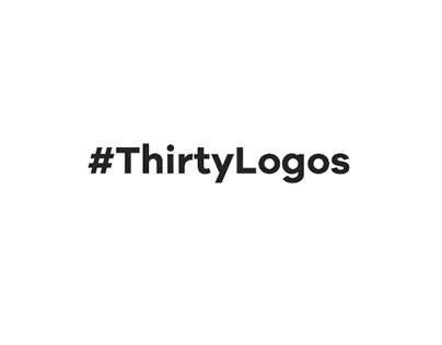 #ThirtyLogos // Challenge