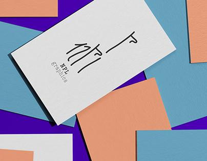Logo design - Typografie