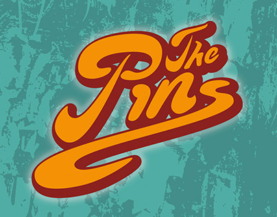 The Pins - logo-design