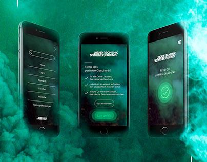 JOCHEN SCHWEIZER – App Concept