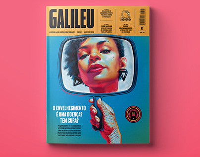 Capa - Revista Galileu 337