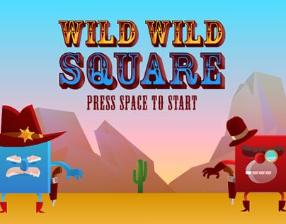 Wild Wild Square - minigame