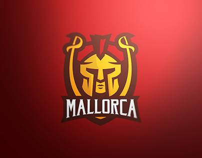 Mallorca Romans Sports Logo
