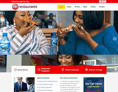 UAC Restaurant Redesign