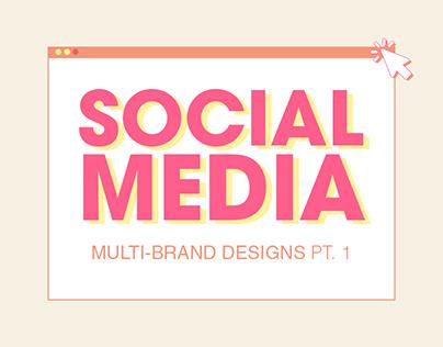 Social Media Artworks Part 1