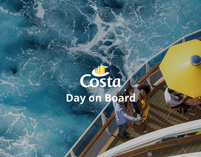 Costa - Day on Board