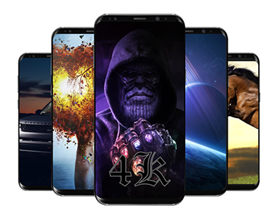 Wallpapers Android App