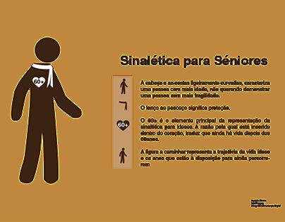 Sinalética para Séniores