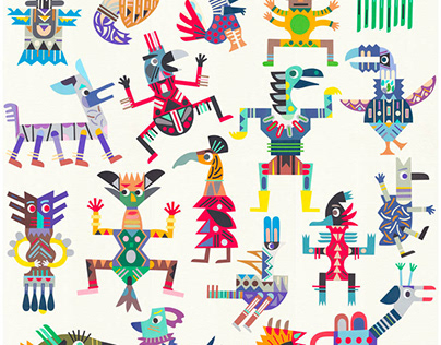 tribal stickers