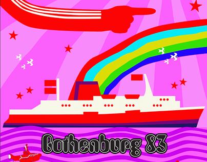 Gothenburg 83 - The fans' stories