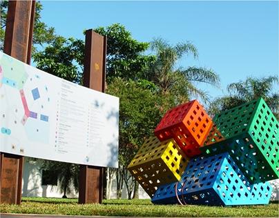 Itaipu Binacional - Sinalização