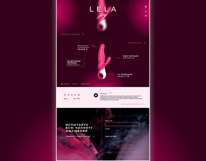 L E L A → 18+