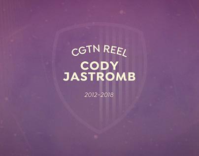 CGTN Reel: 2012-2018