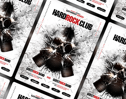 Rock Flyer/Poster