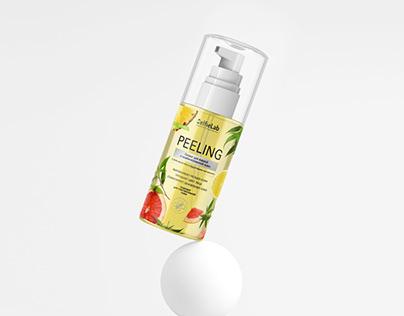 SelfieLab. Cosmetic Peeling.