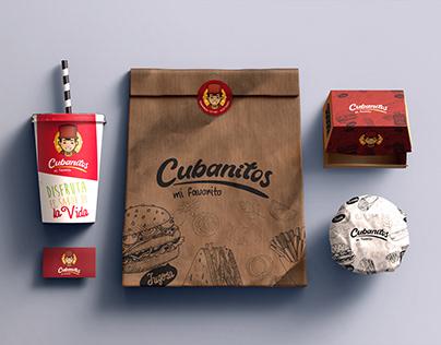 Cubanitos - Branding