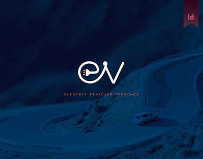 EV Typeface