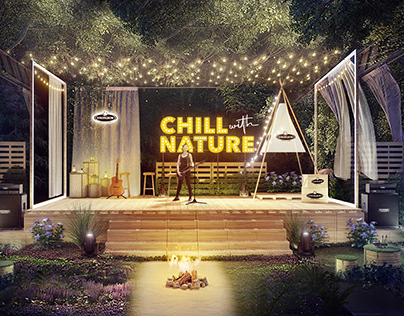 Strongbow - Chill Wtih Nature