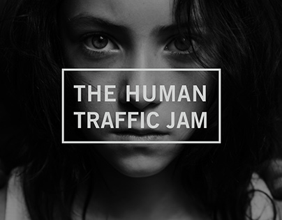 The Human Traffic Jam | Ad Campaign
