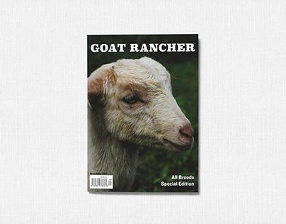Goat Rancher Magazine Redesign