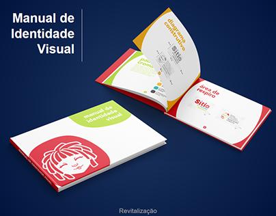 Manual de Identidade Visual - Sítio do Picapau Amarelo