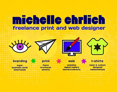 Portfolio of Michelle Ehrlich