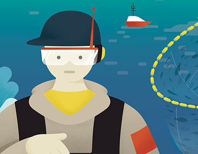 """Super different field idea visual illustration Future """""""