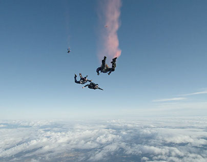 GMC #enlistme 360 Skydive