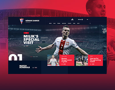 Official Football Site - Górnik Zabrze