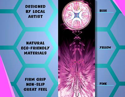 Designer Fitness Mats | Eco & Ethical
