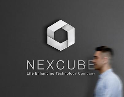 NEXCUBE | Branding & Website