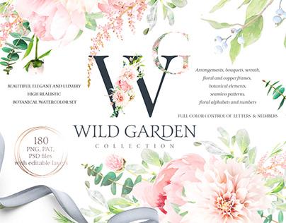 Wild Garden Botanical Collection