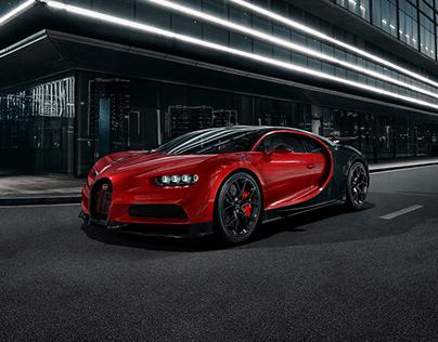 Bugatti Chiron Sport | CGI