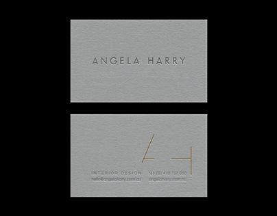 Angela Harry Branding