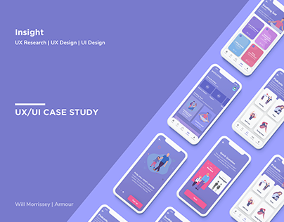 The Insight App - UX/UI Case Study