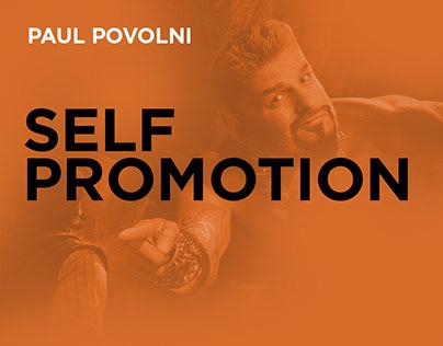 Self-Promotion-Social Media