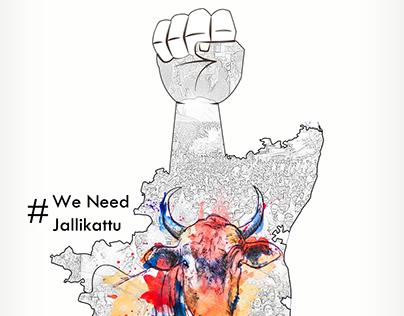 #JusticeforJallikattu